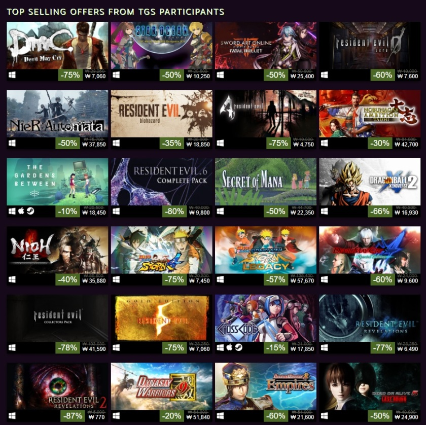 Don't Miss The Steam's Tokyo Game Show Sale; Only 2 Days Left.jpg