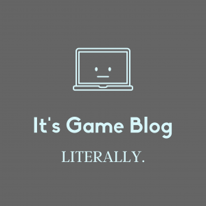 It's Game Blog